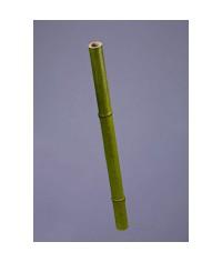 Бамбук стебель полый св. зеленый толстый