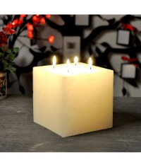 Свеча растикальная квадрат