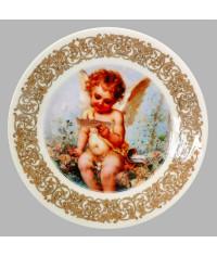 Тарелка декоративная «Ангел»