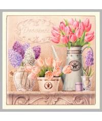 Панно настенное Тюльпаны