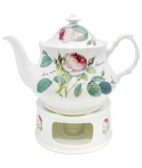 Чайник с подогревателем Роза