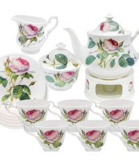 Сервиз чайный Роза  16 частей