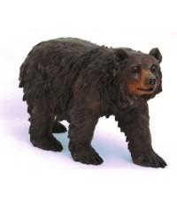 Фигурка Медведь черный