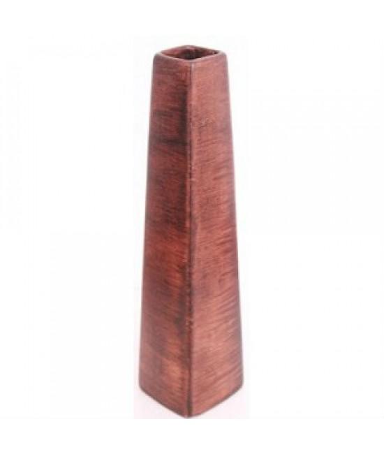 """Ваза """"Пирамида"""" дерево"""