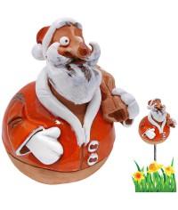"Фигура декор для сада ""Санта"""