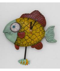 Часы ''Рыбный день'' (W.Stratford)
