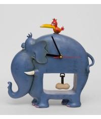 Часы ''Слон и Машка'' (W.Stratford)