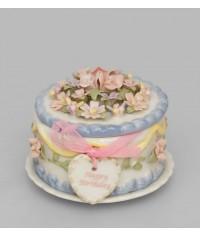 "Шкатулка ""Праздничный торт"" (Pavone)"