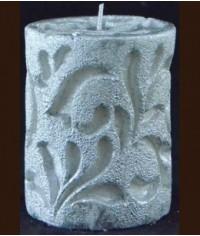 Свеча Рококо (8 x 10 см)